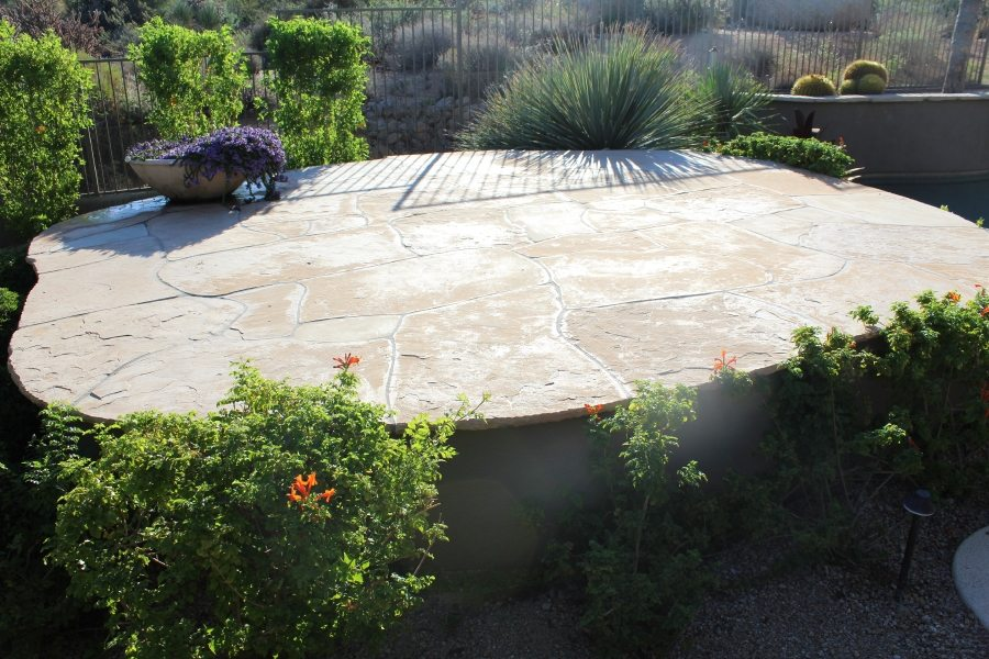 Before: Flagstone patio | Flagstone Exterior | Photo Gallery | Baker
