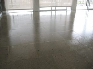 After: Cantera condo Downtown Phoenix   Cantera Interior   Photo Gallery   Baker's Travertine Power Clean