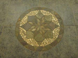 Ceramic Tile Grout & Color Seal   Ceramic & Porcelain   Photo Gallery   Baker's Travertine Power Clean